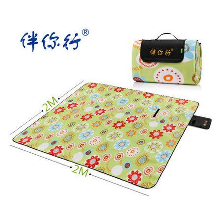 Picnic rug outdoor moistureproof thick large 200 200and150 200 grass mat tent picnic mat camping mat