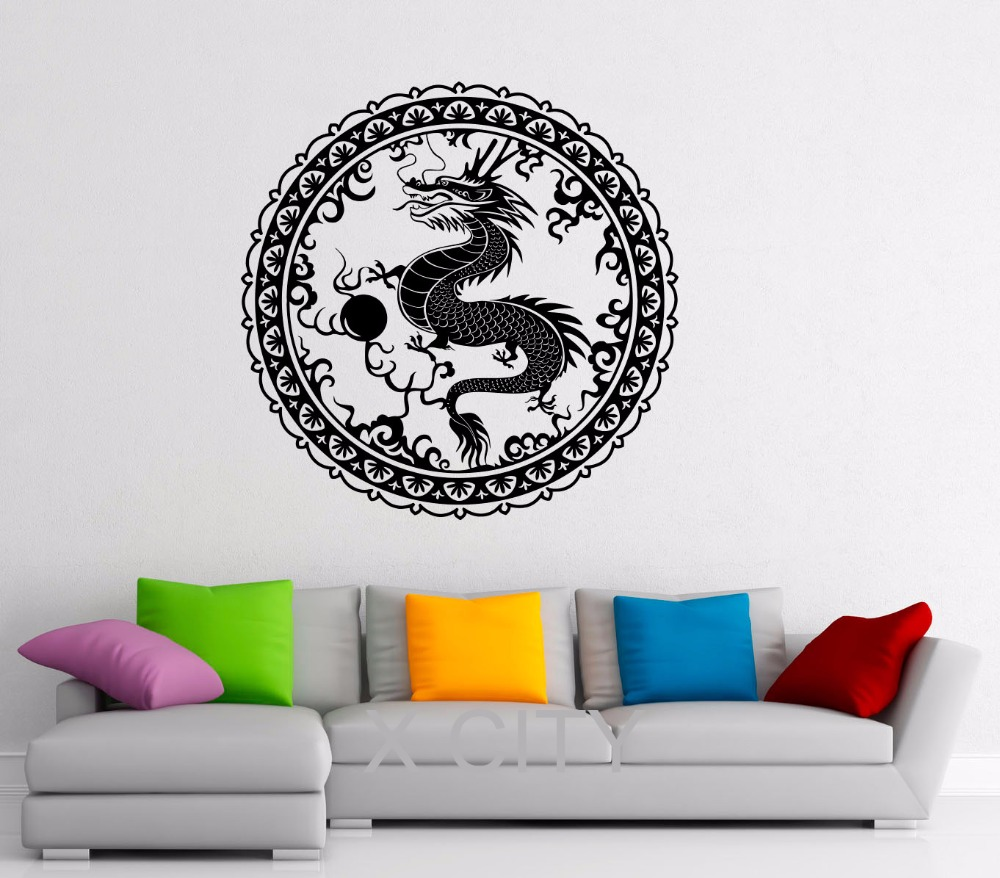 Chinese interior design promotion shop for promotional for Interieur stickers