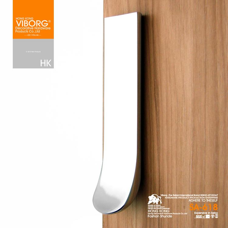 Гаджет  Free Shipping (6 pieces/lot) VIBORG Zinc Alloy Furniture Handle Drawer Handle& Cabinet Handle &Drawer Pull SA-618-PSS-C None Мебель