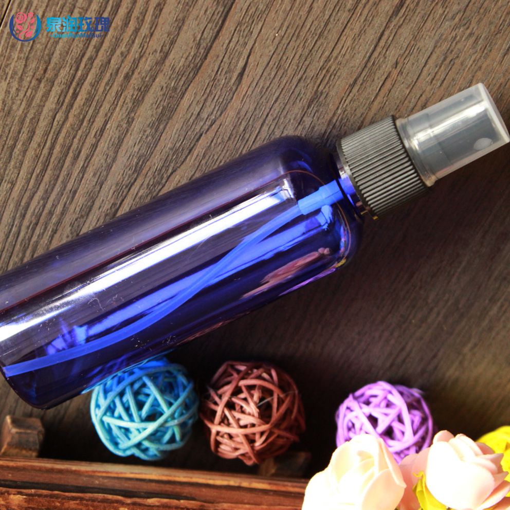 100ml Refillable Portable perfume bottle Traveler Spray Atomizer Empty Parfum bottle Scent Pump Case make up tool 1pcs/lot PP13(China (Mainland))