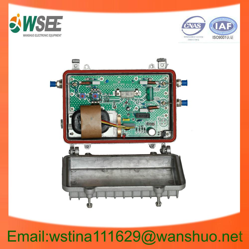Outdoor catv trunk amplifier(China (Mainland))