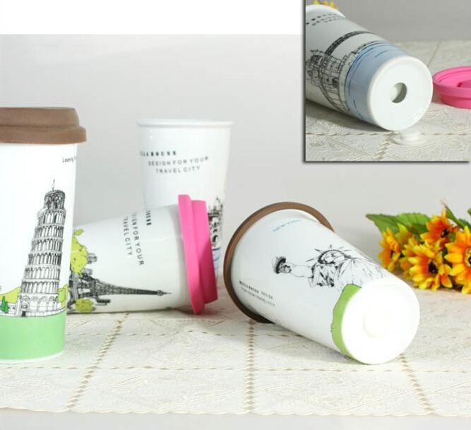 Factory-made advertising gift mug systemic change color glaze color mug advertising mug(China (Mainland))