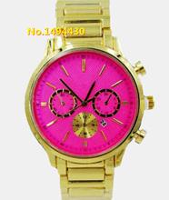 Reloj de Mujer 2015 mujeres de moda diseñador de la marca relojes de lujo mujeres vestido hombres Reloj de cuarzo de los relojes casuales N3