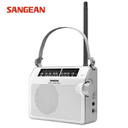 SANGEAN PR-D6 Two-Band Portable FM/AM Radio Pointer Radio<br><br>Aliexpress