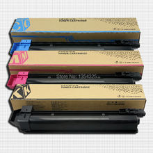 4PC Lot Compatible color toner cartridge For Kyocera TASKalfa 2550ci Toner kit TK 8315K TK 8315K