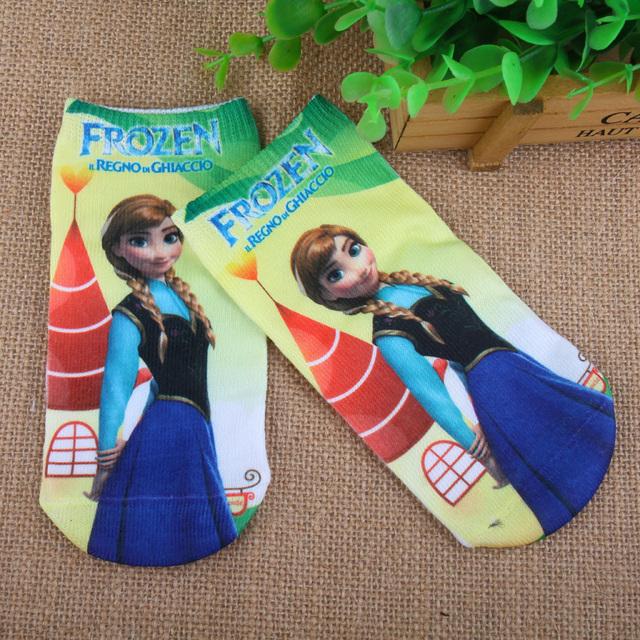 1 пар мультфильм детей носки девочек дети ценам мультфильма носки 6 # 16 #