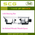 New Arrival Luxurious Take Up System with Dancing Bar Paper Pickup Roller