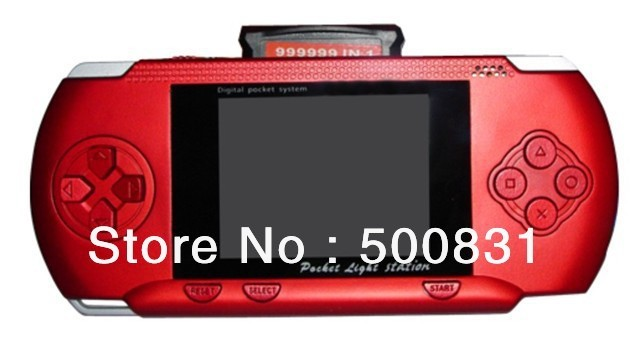 3.0 inch 16 bits PVP pocket handheld game console