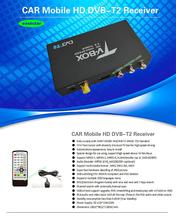 90km/h one Antenna Car DVB T2 Mobile Digital TV Box External USB DVB-T2 Car TV Receiver Russian Europe Southeast Asia P008(China (Mainland))