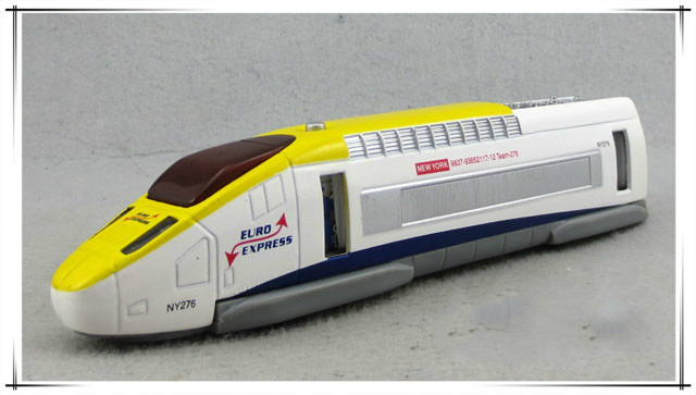 Kid Toys Colecionaveis Euro Express Train Head Die cast Model Car Brinquedos Toys Gift Display Collection(China (Mainland))