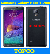 """Samsung Galaxy Note 4 Duos N9100 Unlocked Original 3G&4G GSM Android Phone Note4 Dual Sim N9100 Quad-core 5.7"""" 16MP WIFI GPS(China (Mainland))"""