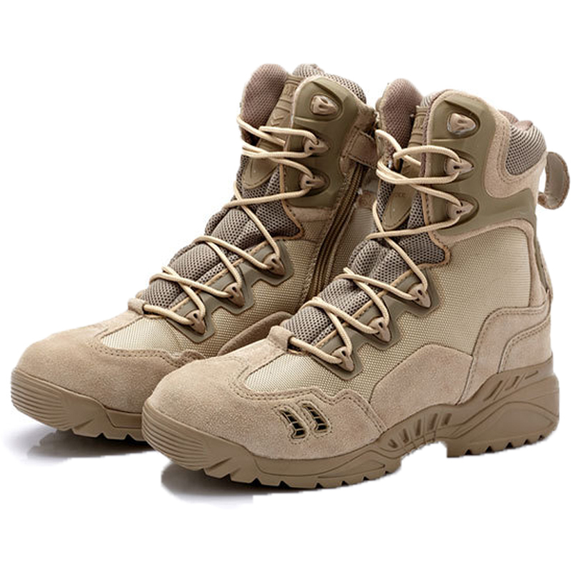 Army Military Tactical Boots Man Women Desert Special Forces MAGNUM US Combat Boot 2015 Male Shoes Black Drop Shipping(China (Mainland))