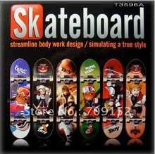 60pcs/lot Wholesales Extreme Sports Finger Skateboard with Court, Mini Skateboard Toy, EMS Free Shipping(China (Mainland))