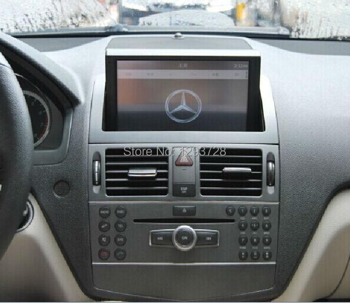 navigation for mercedes benz/mercedes w204 car gps/mercedes w204 car radio(China (Mainland))