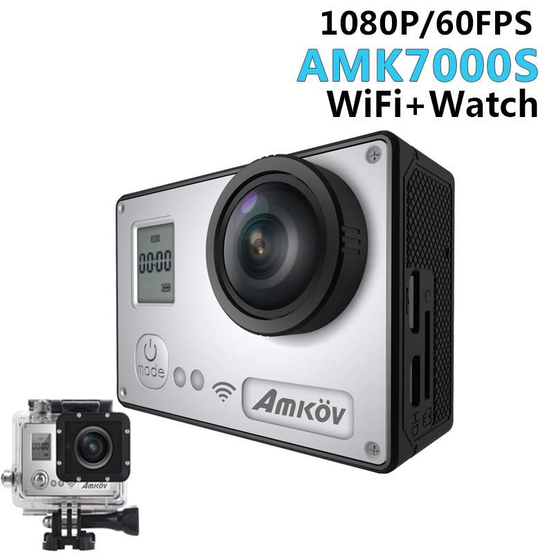 Sport camera 2015 new go pro 1080p 60fps wifi sj7000 for New camera 2015