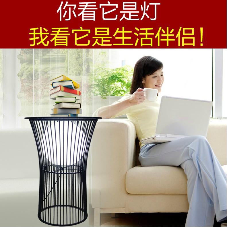 Milan teacher ML0070 living room coffee table Nordic study energy-saving lamps , wrought iron floor lamp incandescent IKEA bedro(China (Mainland))