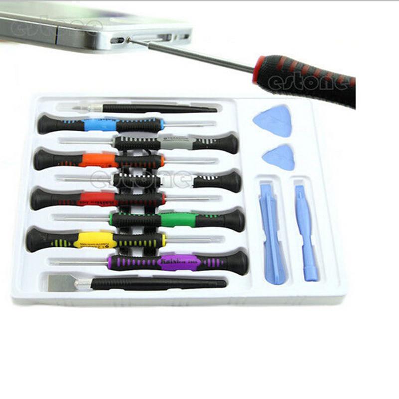 1 Set/1Mobile Phone Repair Tools Screwdrivers Set Kit iPad4 & iPhone5 iPhone4S 3GS H2203 - Sunshine in home store