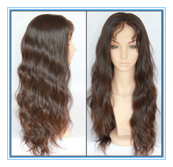 Free shipping brazilian hair wigs body wave natural color full lace human hair wigs 130%density front lace human hair wigs<br><br>Aliexpress