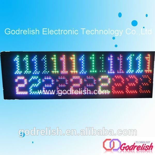 Multifunctional 7 inch led screen made in China(China (Mainland))