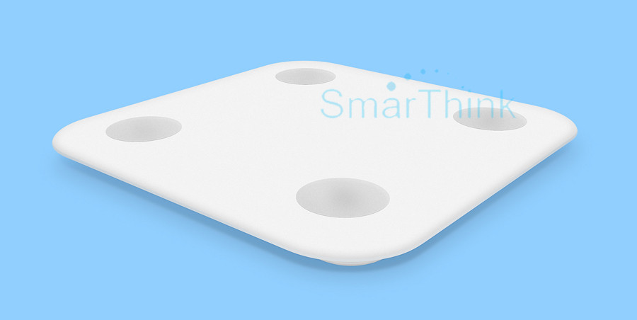 image for New Original Xiaomi Mi Smart Body Fat Scale With Mifit APP & Body Comp