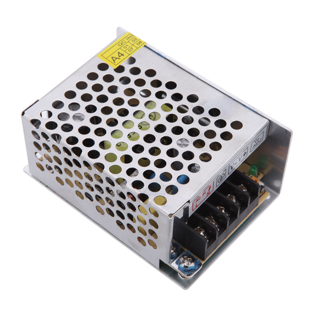 Dimmable LED Driver Switch Power Supply AC 110V/220V to DC 12V Voltage Transformer for Led Strip Display Billboard(China (Mainland))