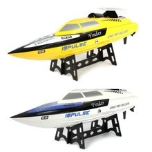 High Speed RC Boat WLtoys WL912 2.4GHz Remote Control Luxury Yacht Electric Anti-upset RC Boat RC Toys Kids Children Toys Gifts(China (Mainland))