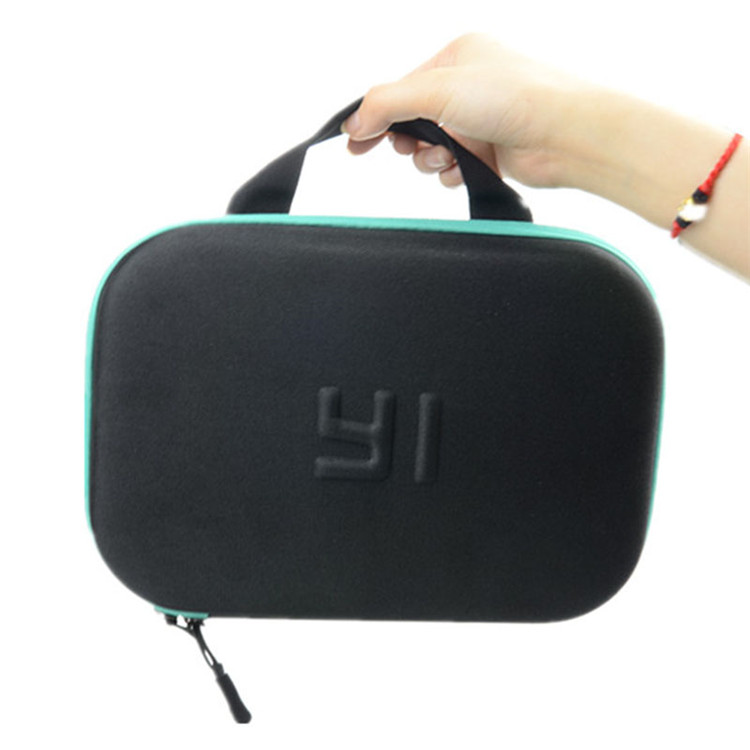 New Portable Original Yi Bag Case For XiaoMi Yi Action Camera Waterproof Case Xiaoyi Storage Camera Bag Yi Accessories