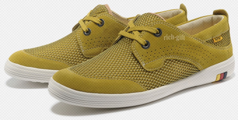 2014 NPN summer men's fashion casual shoes,breathable and comfortable feeling fresh, leading the fashionable city life,rich-gift(China (Mainland))