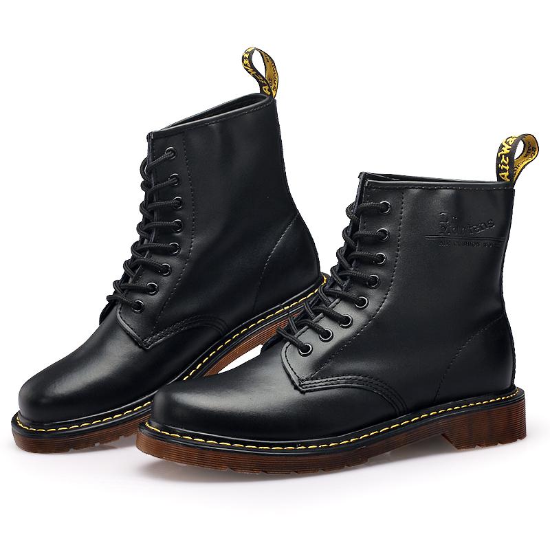 Model Punk Combat Boots Women Anklebootsladiescombat