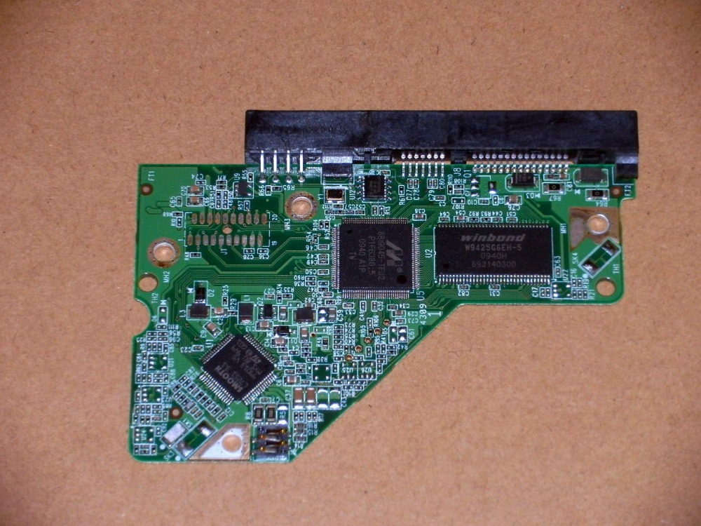 Free Shipping PCB 2060-701640-002 for WD5000AADS WD15ears WD10EALS Western Digital hard drive logic board(China (Mainland))
