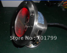 6*1w RGB LED underwater light,D120*H90mm;DC12-24V input,can be controlled by common rgb controller or dmx decoder(China (Mainland))