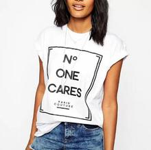 Women cute letters print T shirt camisas femininas European basic short sleeve O neck Shirts casual tops plus size DT17(China (Mainland))