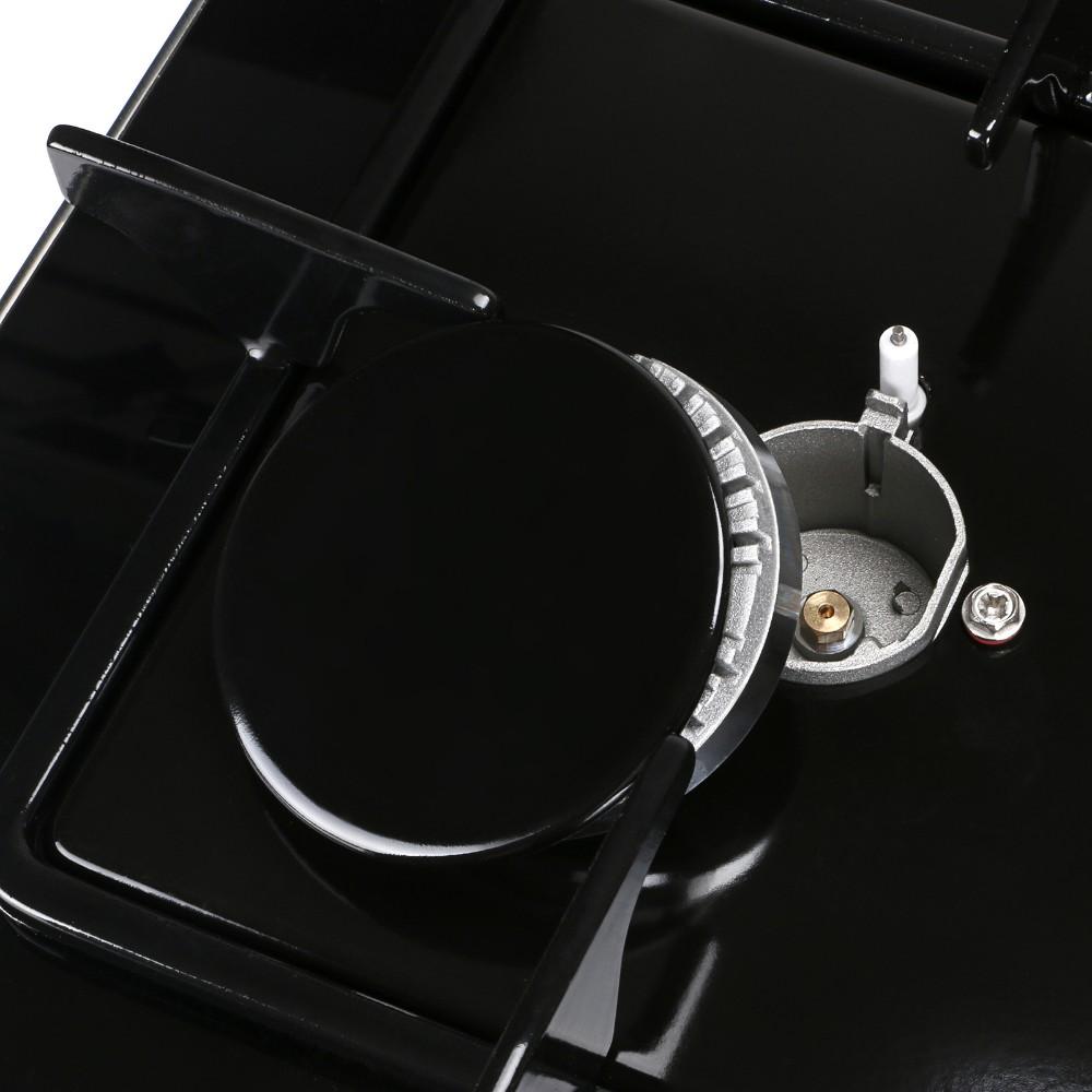 Купить Евро 28 дюймов BlackTempered стекло 4 горелки встроенный плита н . г . газовая плита