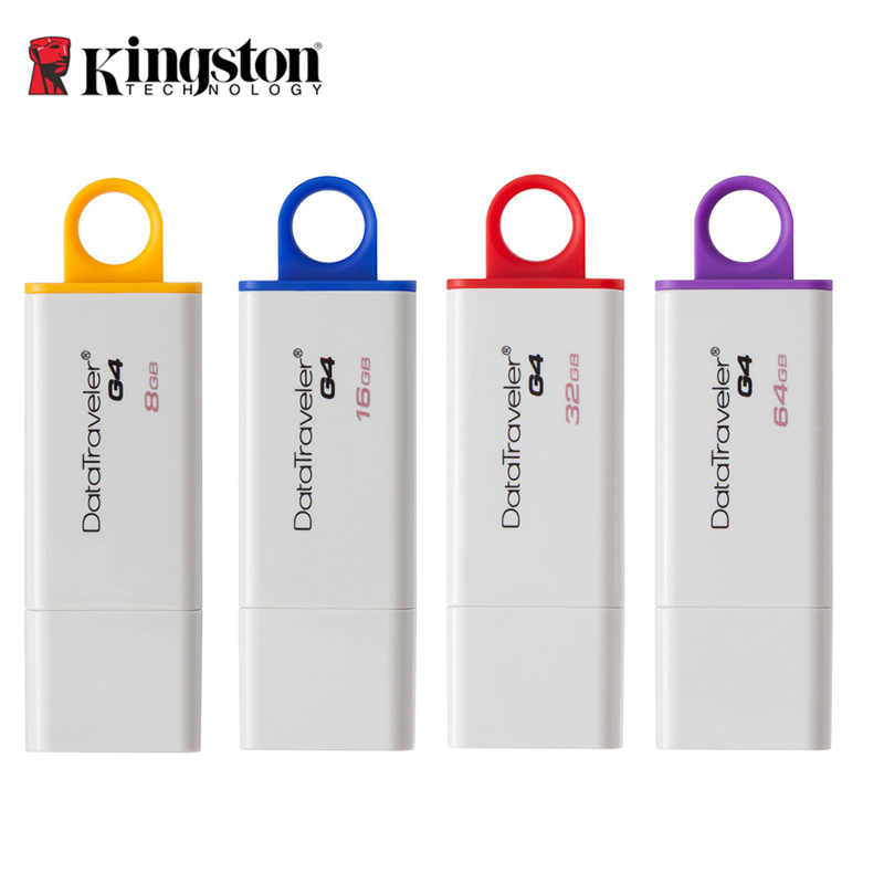 100% Kingston usb flash drive 3.0 G4 8gb 16gb pendrive 32gb 64gb 128gb memory flash USB stick ORIGINAL pendrive freeshipping(China (Mainland))