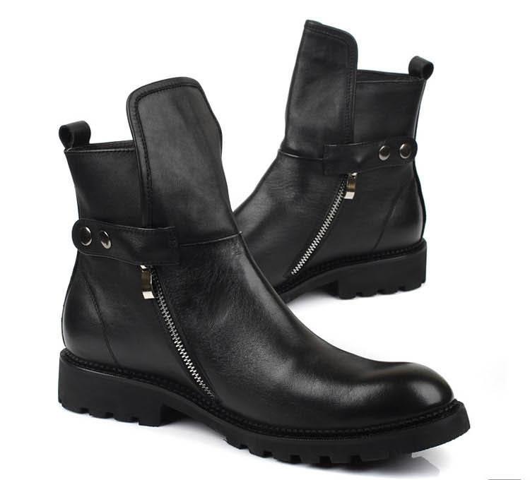 Online Buy Wholesale fake designer boots men from China fake ...
