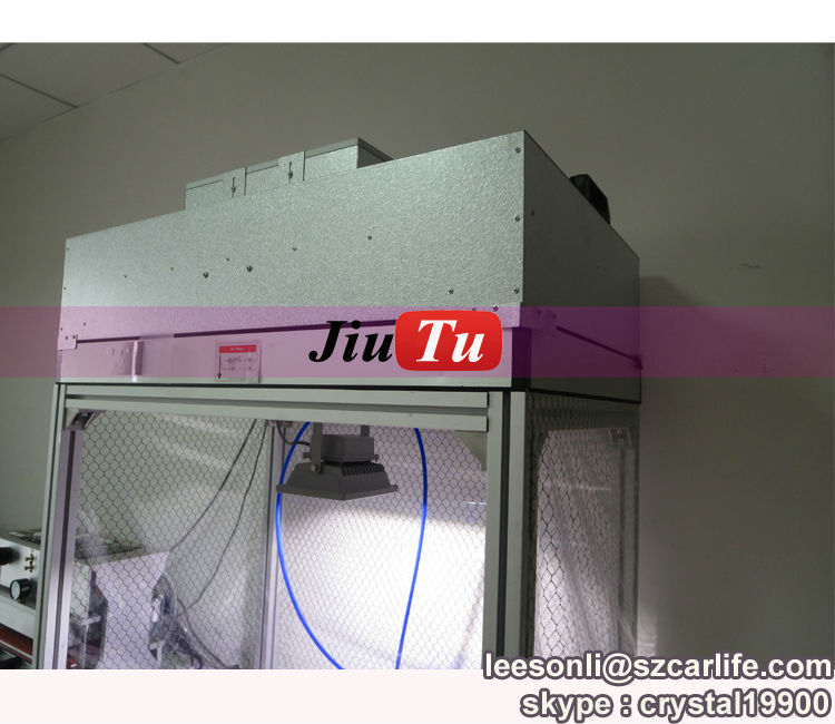 Dry dust free room anti static room full set for cleaning room anti-static wall for refurbishment dust-free plant (4)