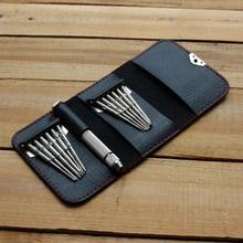 S2 carpeta portátil – estilo importó destornillador de acero