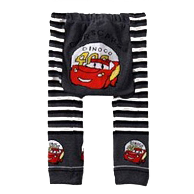 Детские дети PP брюки мальчики мультфильм симпатичные модели леггинсы теплые брюки 6 цветов