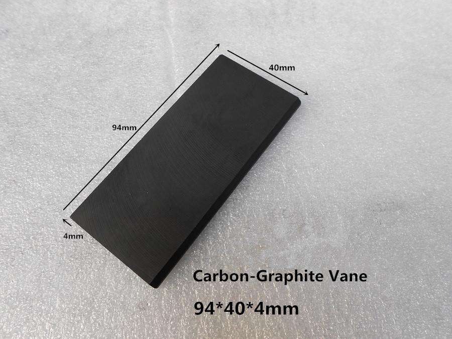 94*40*4mm  Carbon vanes , Vane Blades  ,graphite sheet plate   for   vacuum pump <br><br>Aliexpress