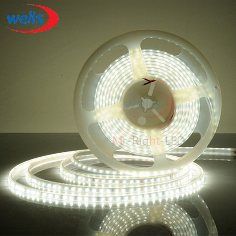 HQ 5M Superbright 5mm High Bright 3014 SMD 120leds/M l White / warm white / Red /blue / Green/Yellow LED Strip 12V DC WP(China (Mainland))