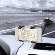 360 degree Car Windshield Mount Cell Phone Holder Bracket For Samsung iPhone MP3 MP4 iPod GPS iPad Mini HTC Desktop phone stand(China (Mainland))