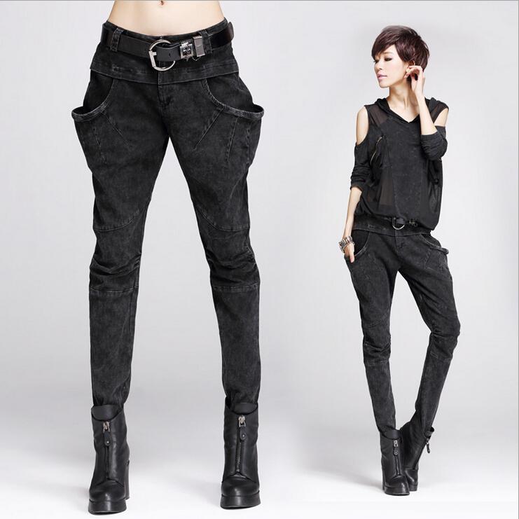 Elegant Com  Buy SYB Straight Casual Hip Hop Pants Women39s Harem Pants
