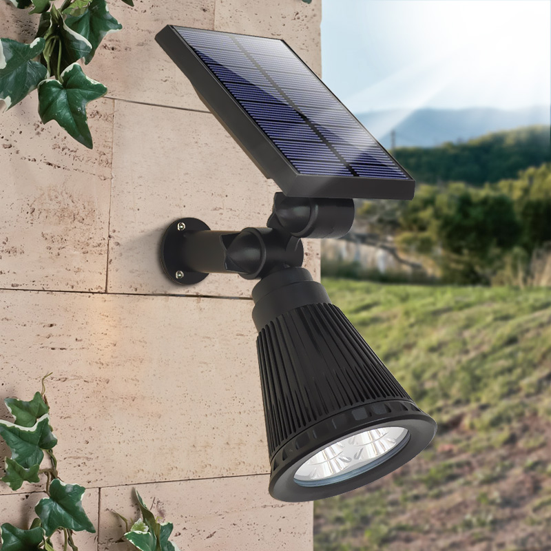 Energy lawn lamp outdoor lights can be bright spotlights