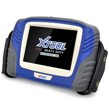 Original XTOOL Truck Diagnostic Tool XTOOL PS2 PS 2 Heavy Duty with Bluetooth Update Online 3 Years Warranty(China (Mainland))