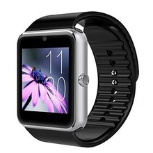 Smart Watch GT08 Clock Sync Notifier Support Sim Card Bluetooth Connectivity Apple iphone Android