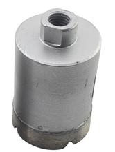 Envío gratis de alta calidad 1 unid alta quuality agujero mármol sierra de diamante 40 mm M10 interno roscado para mármol / perforación de hormigón