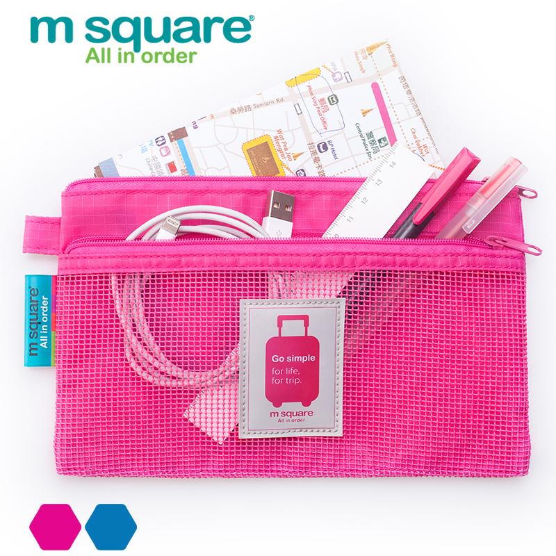 M Square Travel Accessories For Documents Organizer Storage Bag Document Bag(China (Mainland))