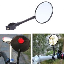 High-strength ABS material bicicleta mountain bike MTB Bicycle Rear View Mirror Reflective Flat Mirrors bike accessories#ZCY171