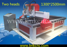 High steady good working water cooling cnc router machine for wood acrylic stone/cnc wood router machine(China (Mainland))