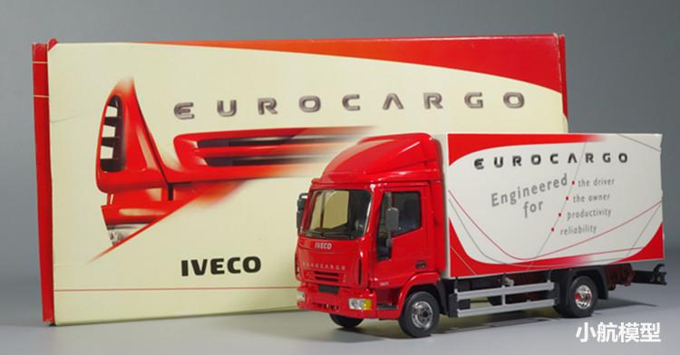 1:43 ELIGOR Iveco truck container ocar automobile model<br><br>Aliexpress